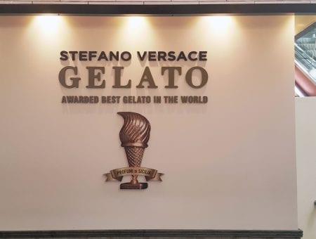 Gelato Versace