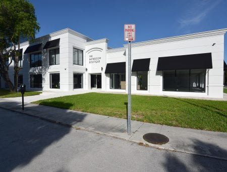 Coral Gables Commercial Building